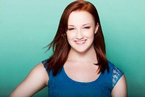 2014 Sarah Woods headshot