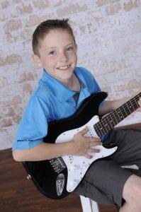 2014 guitar student pic