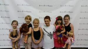 2015 American Girl Doll Camp Farragut
