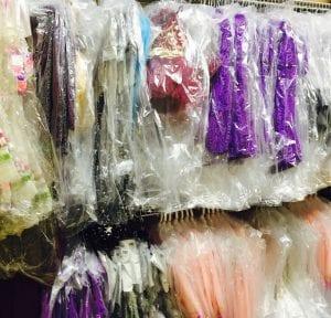 2016 costume closet