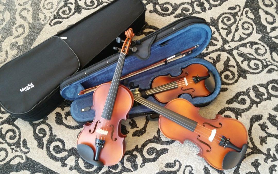 NEW Suzuki Strings Class!
