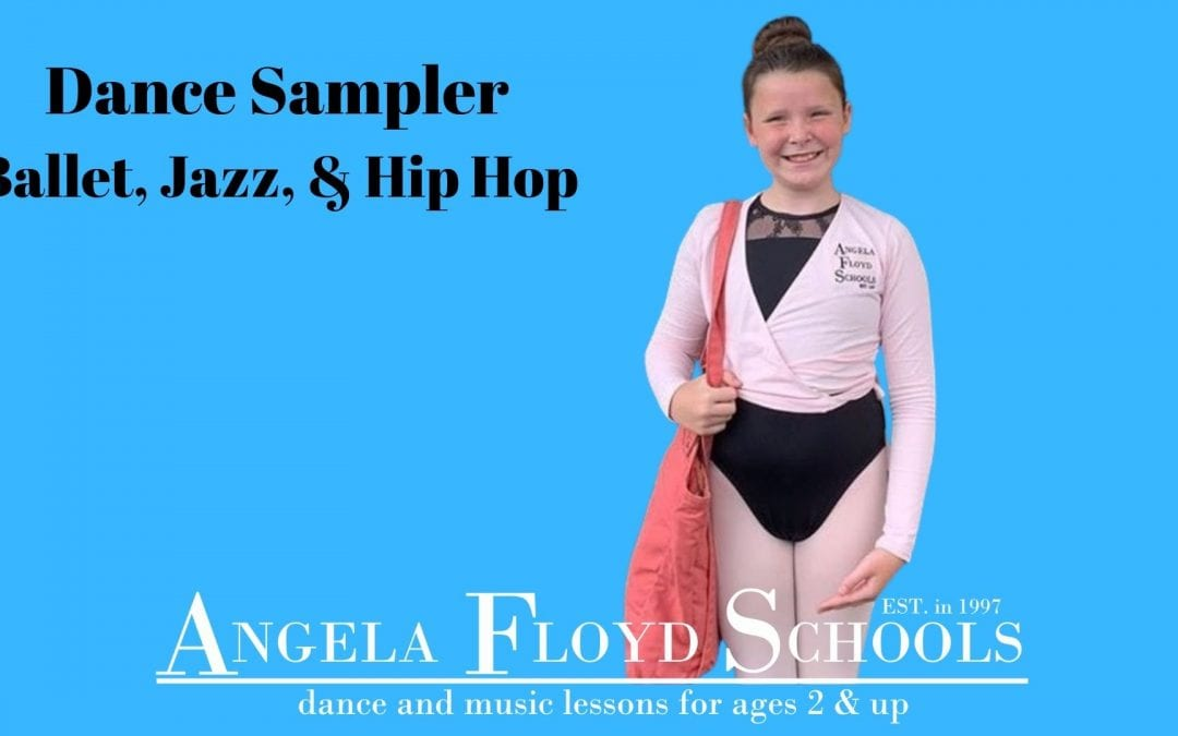 Dance Sampler Classes July