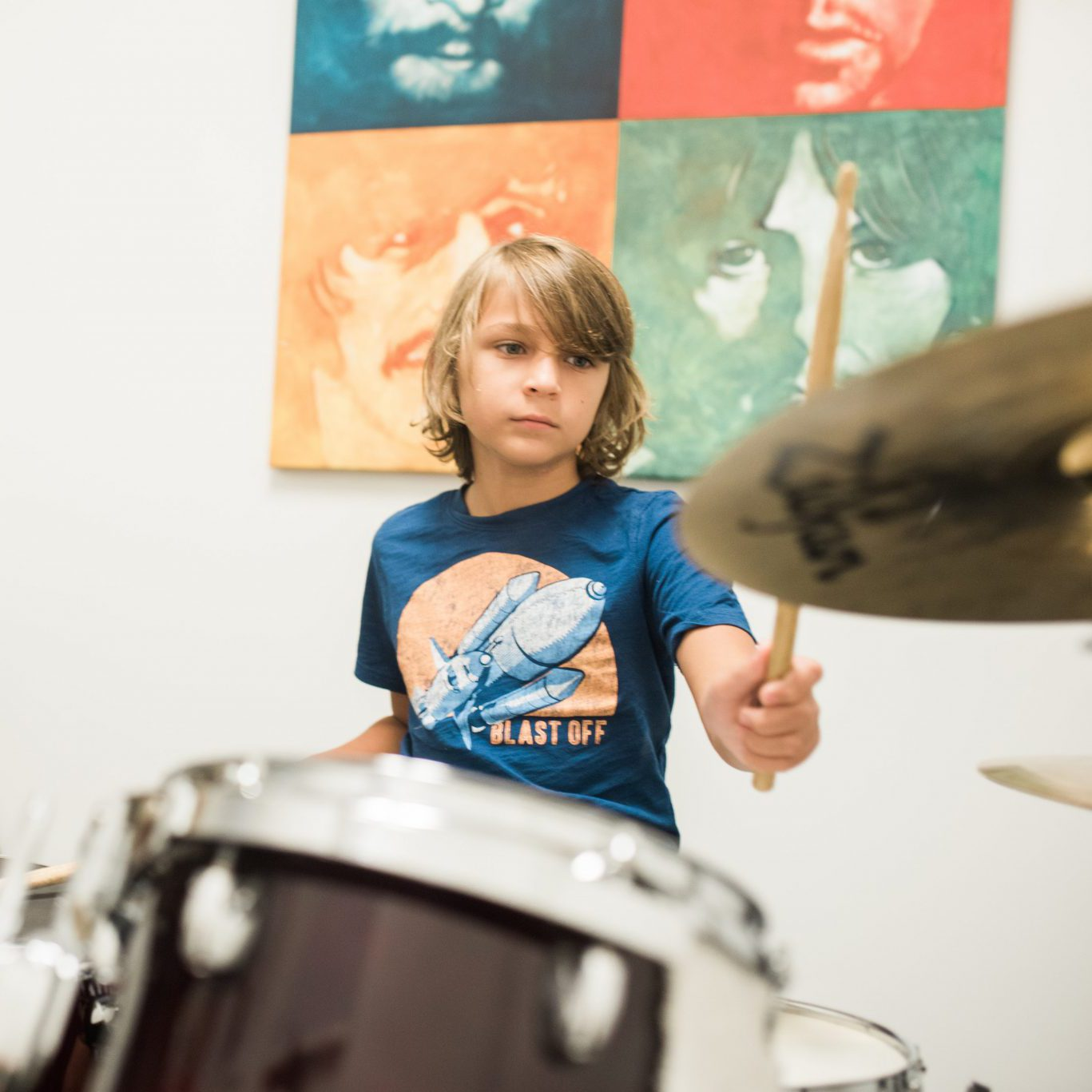 Drum Classes Knoxville