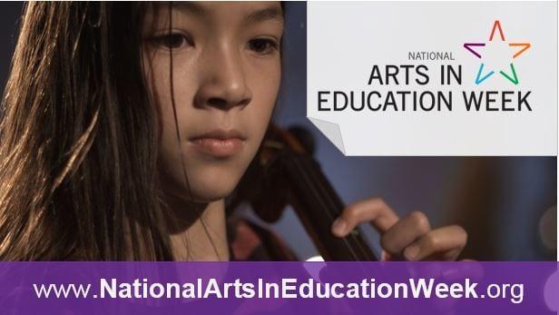 National Arts in Education Week 2017