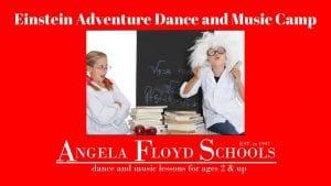 Einstein Dance & Music Camp