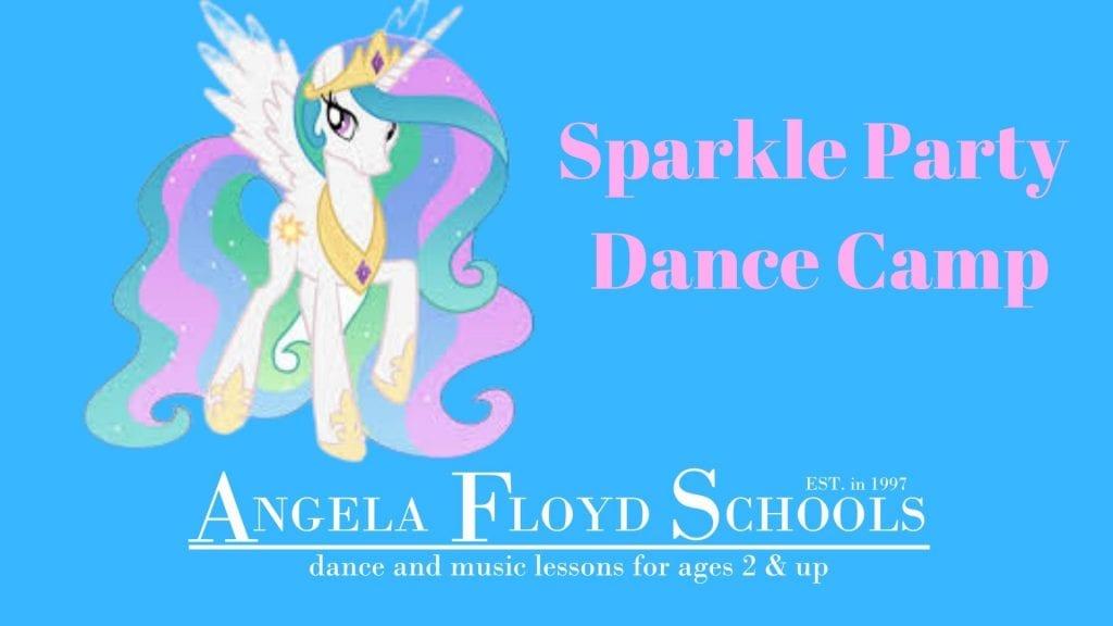 Sparkle Party Dance Camp