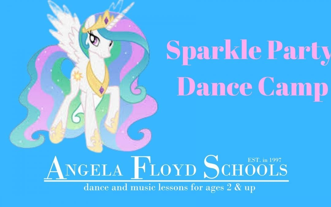 Sparkle Dance Party Camp