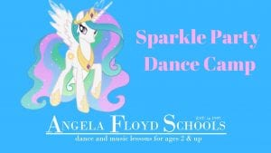 Sparkle Party Dance Camp