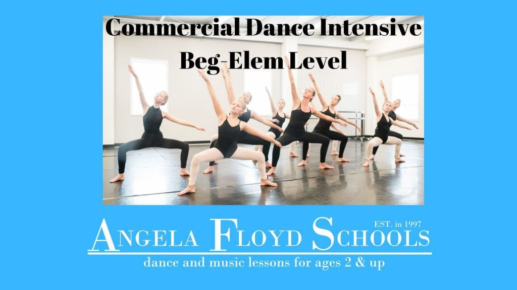 Commercial Dance Intensive 1