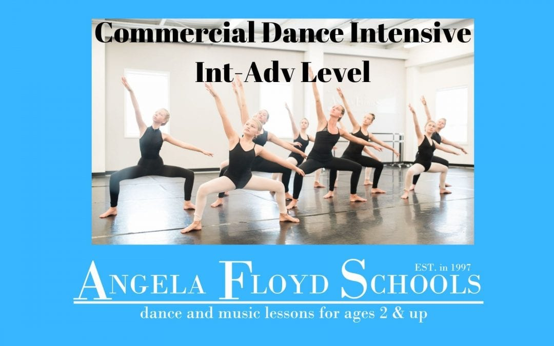 Commercial Dance Intensive Int-Adv. Levels