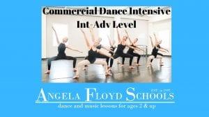 Commercial Dance Intensive