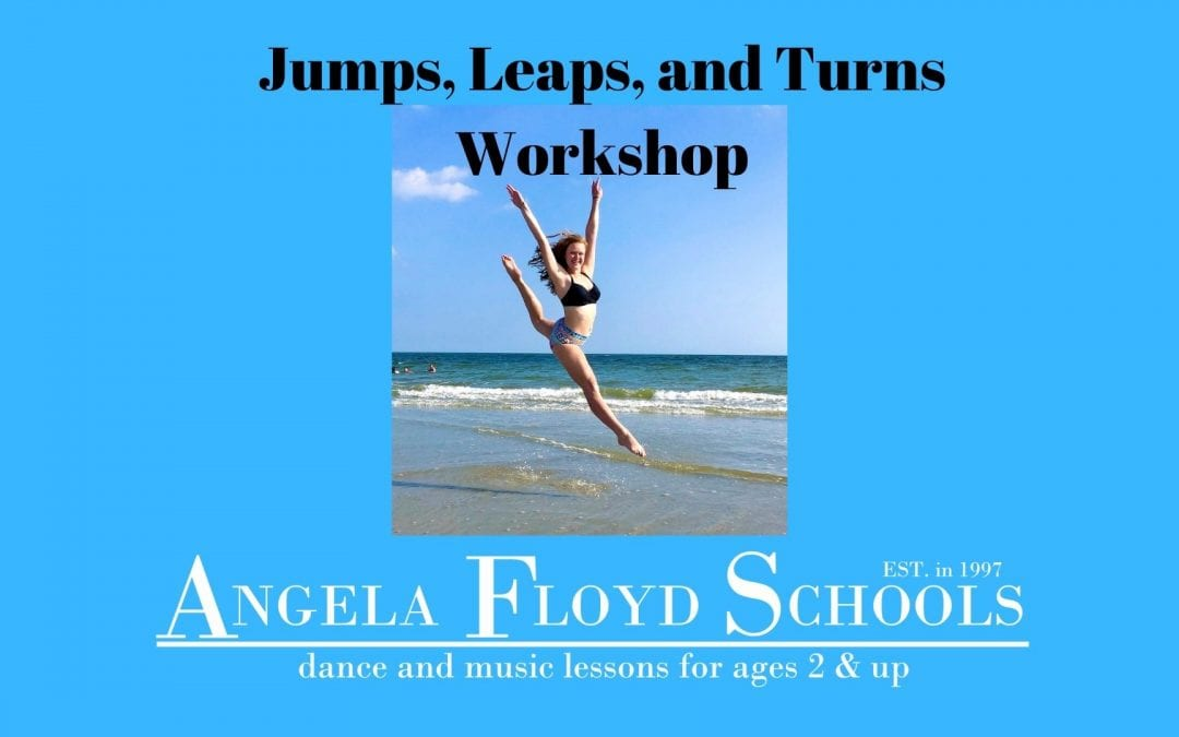Jumps, Lears, and Turns – Beg/Elem Levels