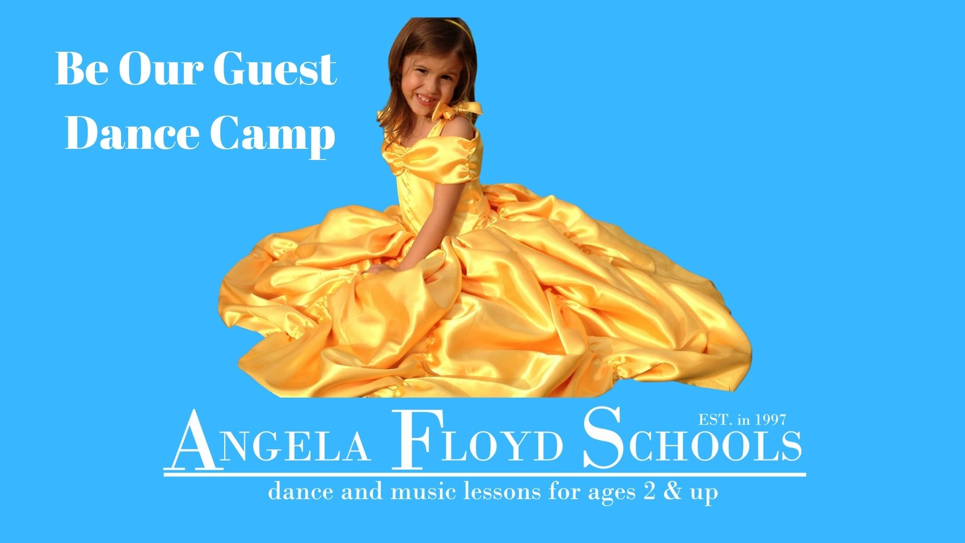 Be Our Guest Dance Camp