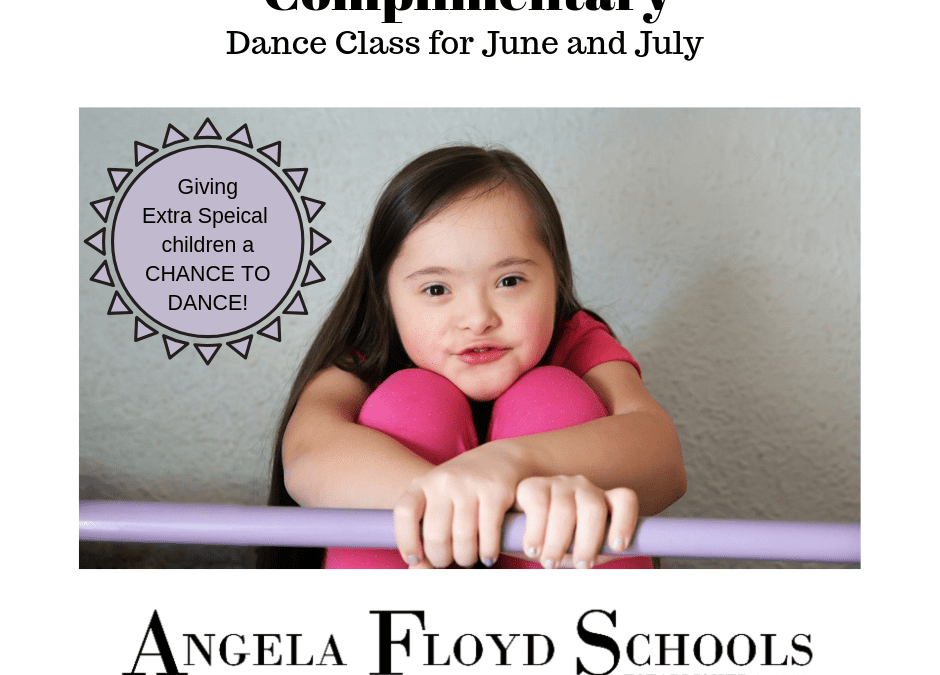 Arts for the Amazing Special Needs Dance Class