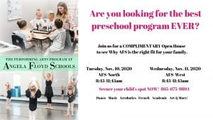 Pre-K Performing Arts School
