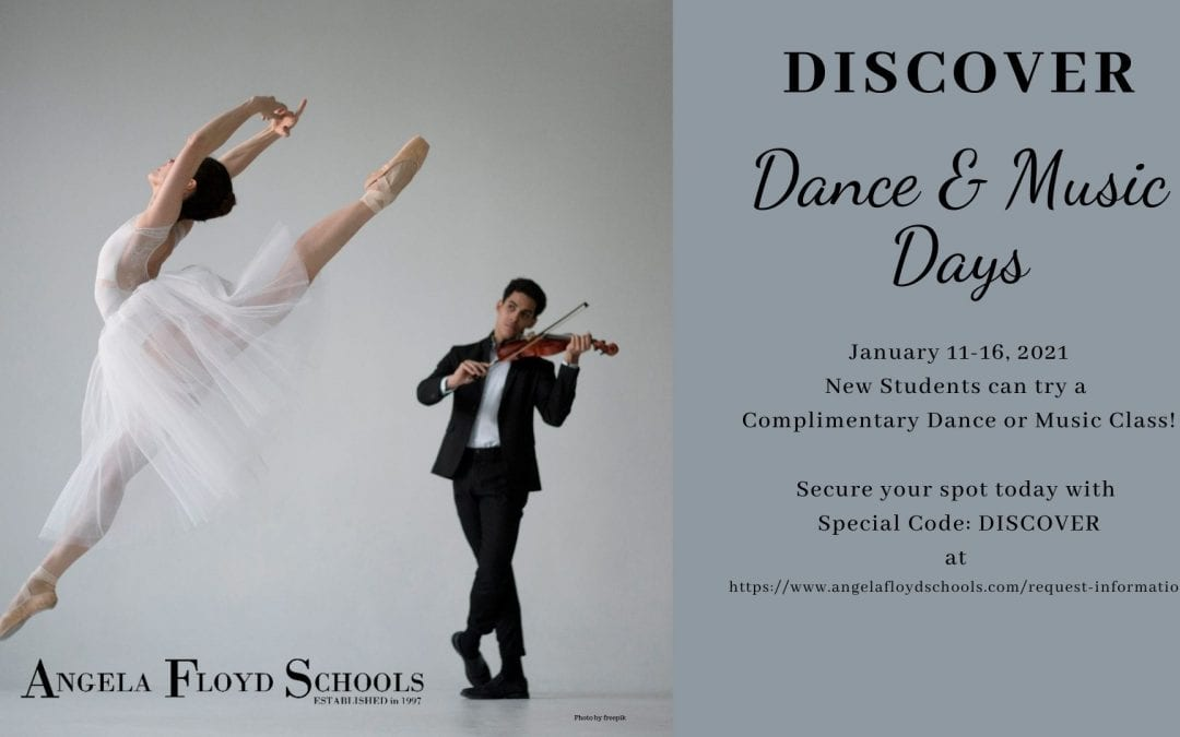 Dance & Music Days at AFSchools