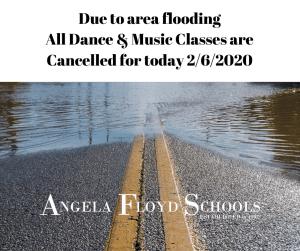 Flooding Feb 2020