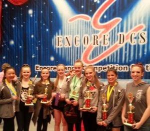 Encore regionals 5