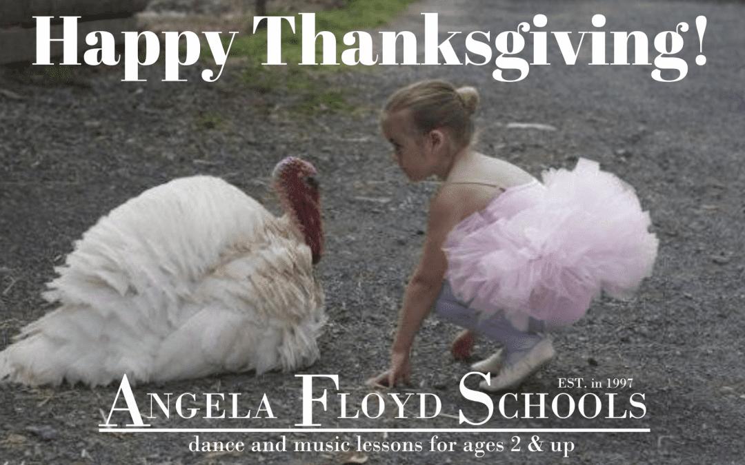 Thanksgiving Break at AFS