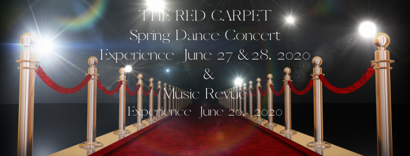 Music Revue Red Carpet Experience filming
