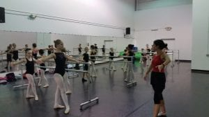 Int. Ballet with Miss Lily