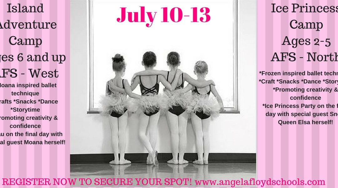 July Dance Camps