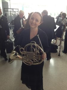 Miss Jessie French Horn