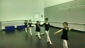 Miss Jessie's Saturday morning class
