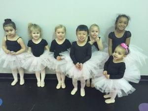 Miss Kathryn's Friday preschool class
