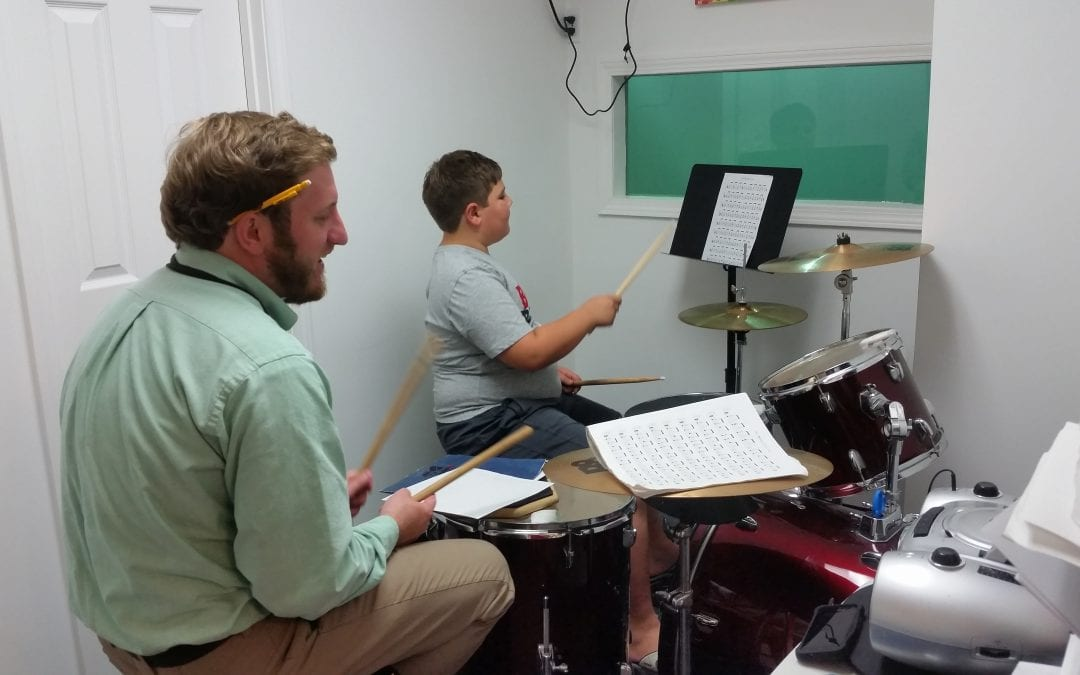 Drum Lessons at AFS
