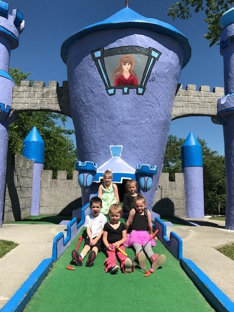 Performing Arts Preschool Field Trip