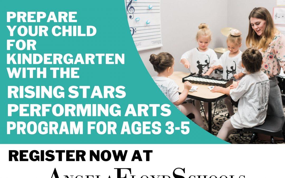 Rising Stars Pre-K Program starts Monday!