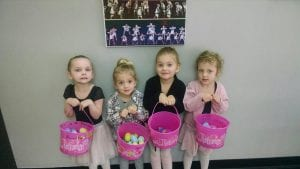Performing Arts Easter Baskets