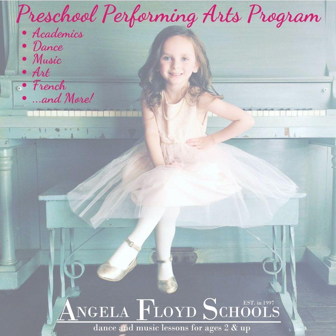 Preschool Performing Arts Program