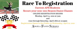 Race To Registration