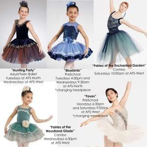 Scene III - Ballet 2021