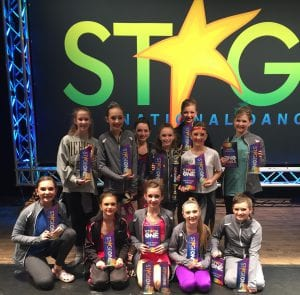 Stage One 2016 Jr. solos
