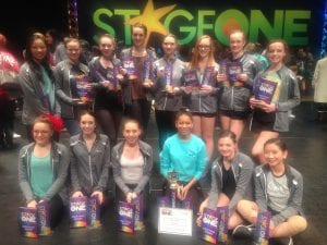 Stage One 2016 teen and senior solos