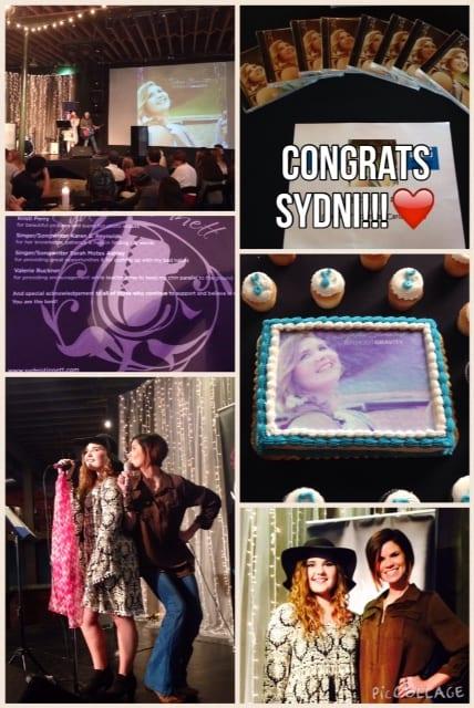 congrats sydni