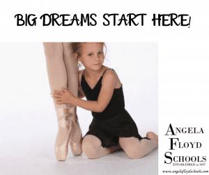 Big Dreams Start Here!