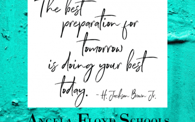 Are you doing your BEST today?