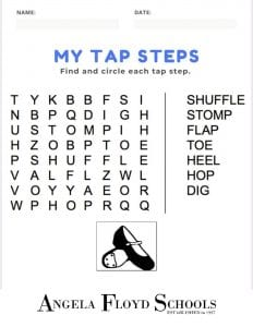 Tap Word Search