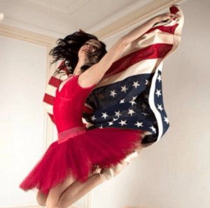 veterans-day-ballerina