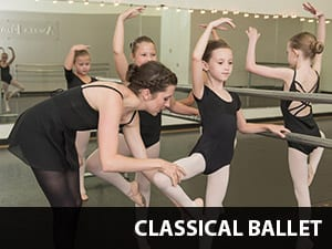 Classical Ballet Program