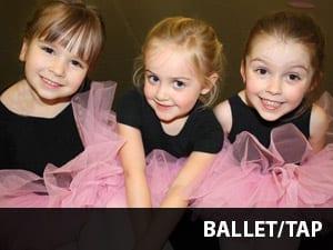 Preschool Ballet & Tap Lessons