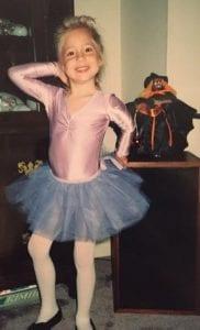 Molly Baby Ballerina