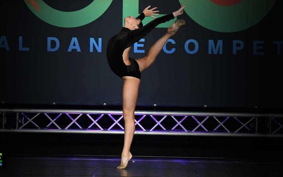 Angela Floyd Dance Company Competition